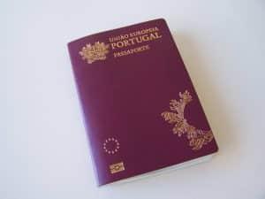 דרכון פורטוגלי ליוצאי מצרים